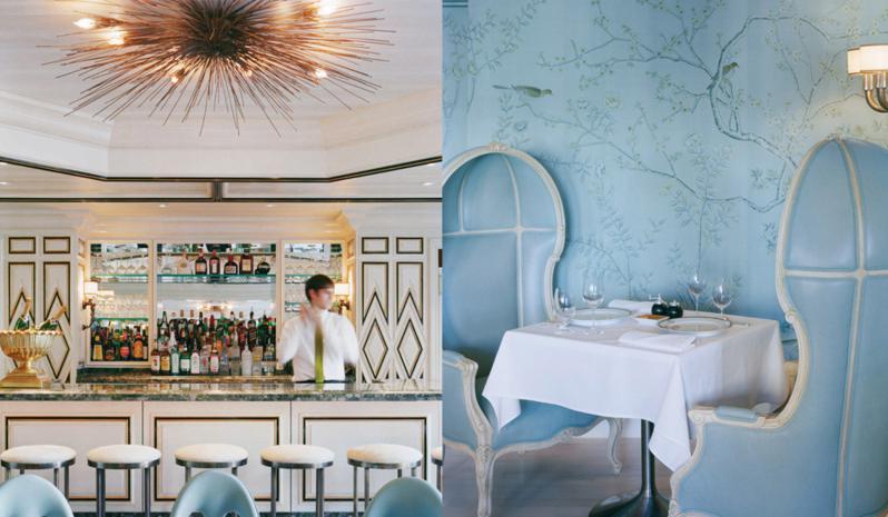 Bergdorf goodman cafe design loft the design blog of for Kelly w interior designer