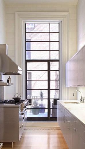 Steel Windows & Doors 296 x 520